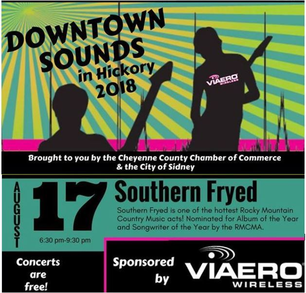 Downtown Sounds - August 17